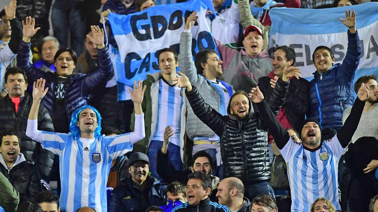 """""""Despacito"""" es inspiración para la nueva porra de la Selección Argentina [VIDEO]"""