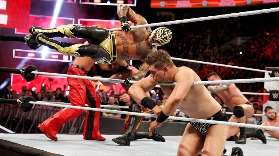 Rey Mysterio WWE Regreso Lucha Libre Wrestling.