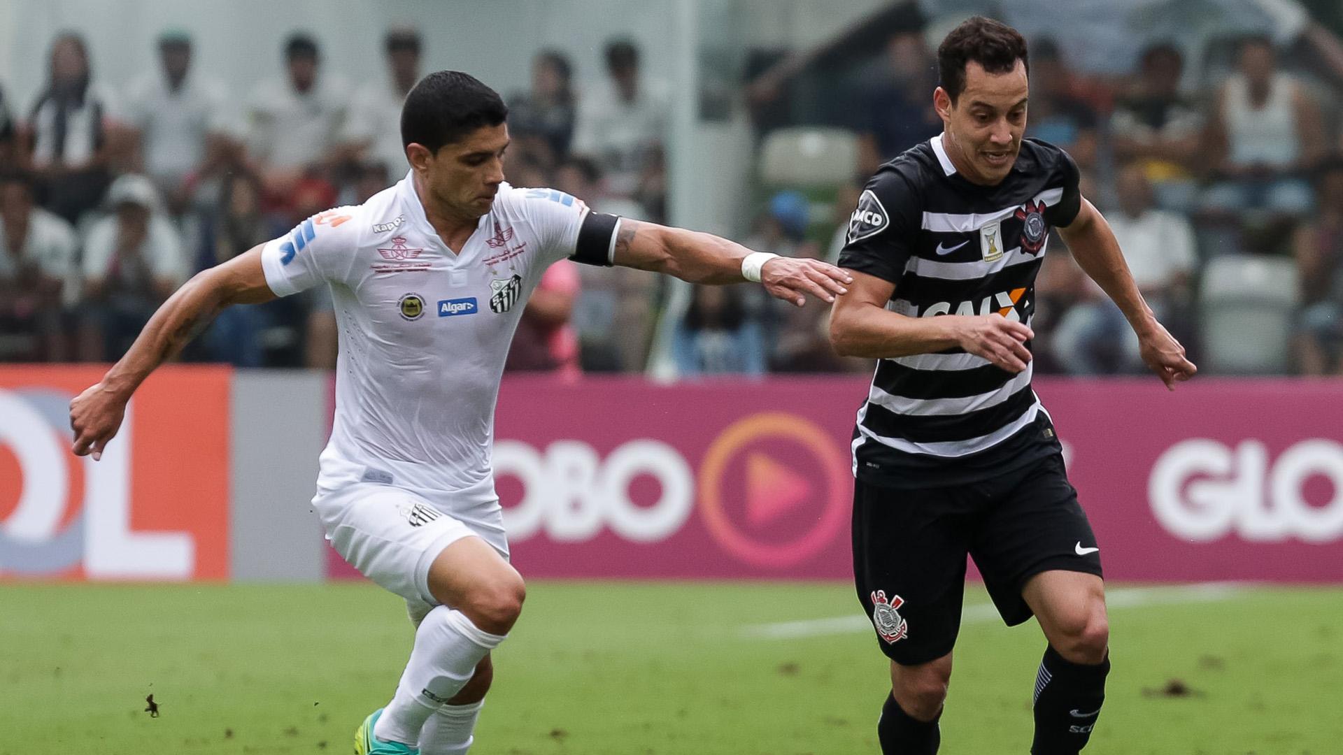 El Corinthians vs Santos dejó un muerto y varios heridos