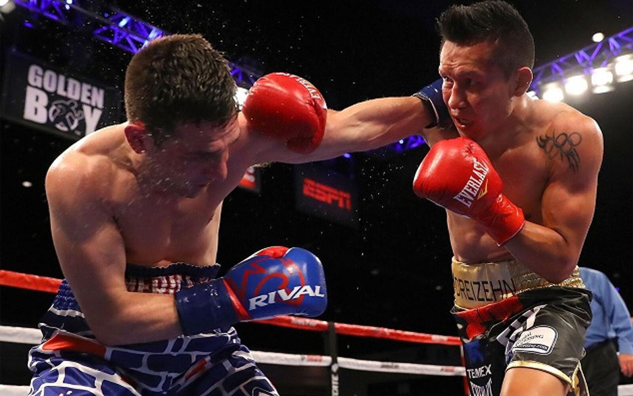 Boxeador Mexicano Muro Trump Francisco Vargas Salka