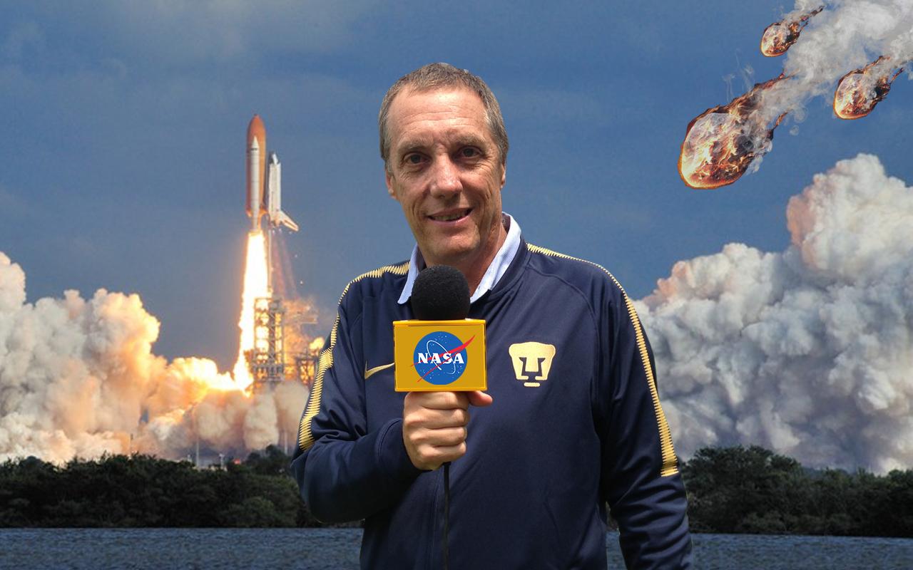 Pumas UNAM Inversión Millonaria Ares De Parga NASA Equipos