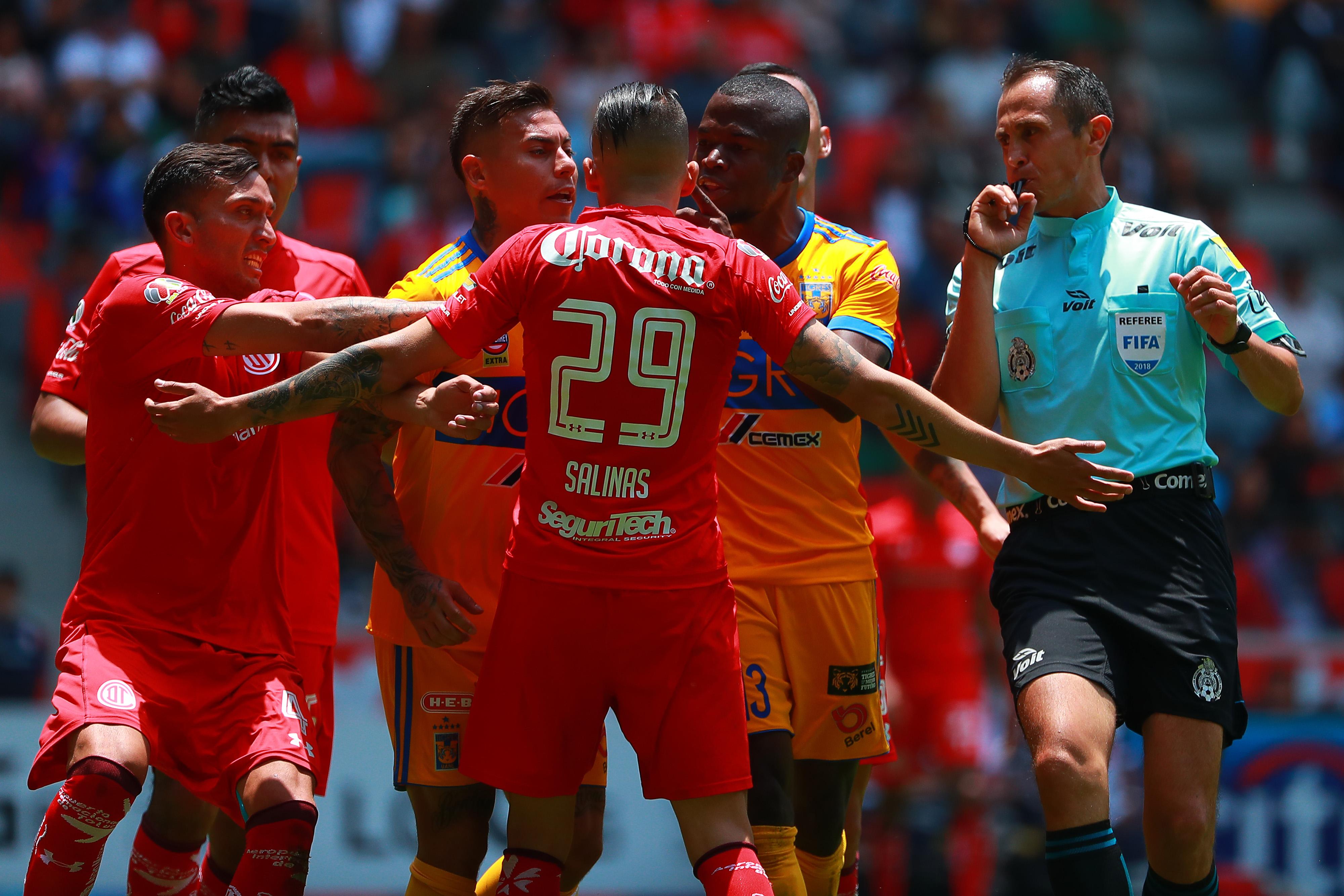 Goles de la Jornada 14 del Clausura 2018 de la Liga MX