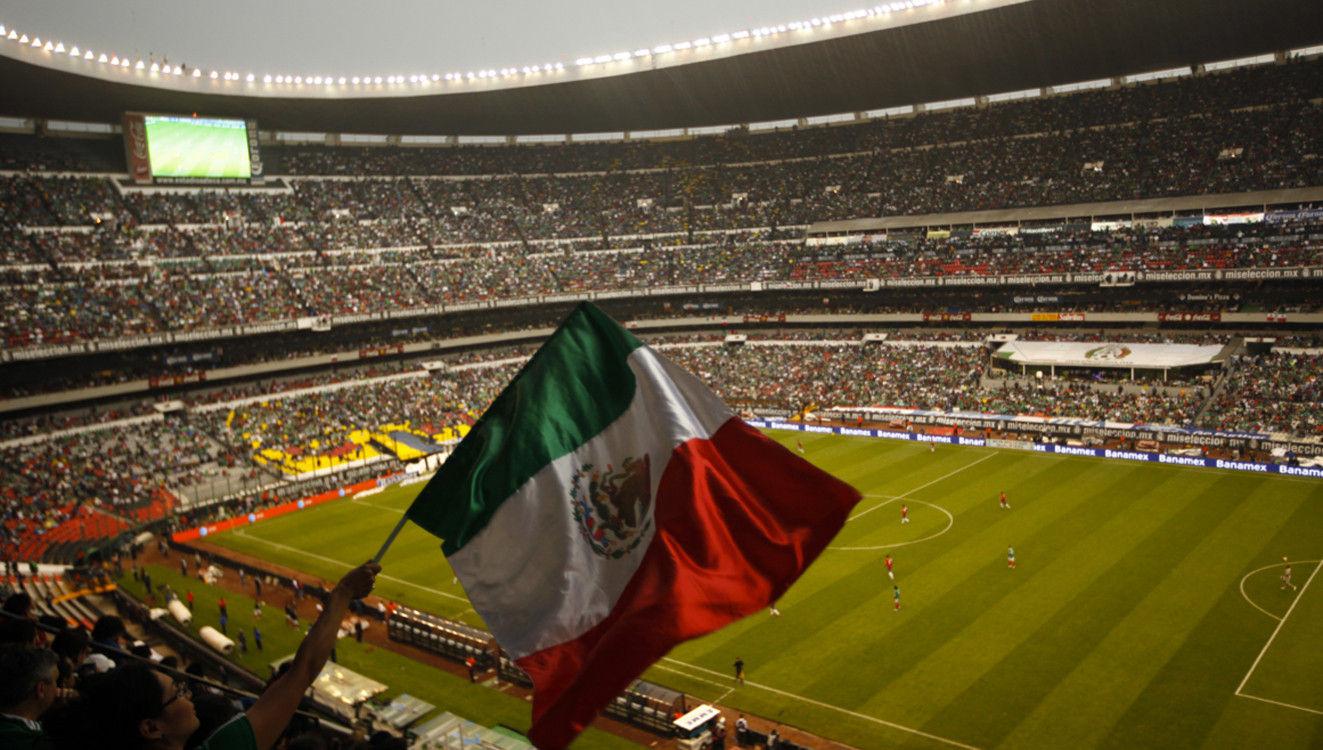 México Organizará Mundial Futbol 2026 Conjunto