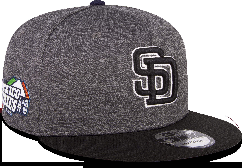 dc6b9f419f77b Así que para recordar esta fecha revisa los diseños únicos y de edición  limitada creada por New Era para el Mexico Series de la MLB.