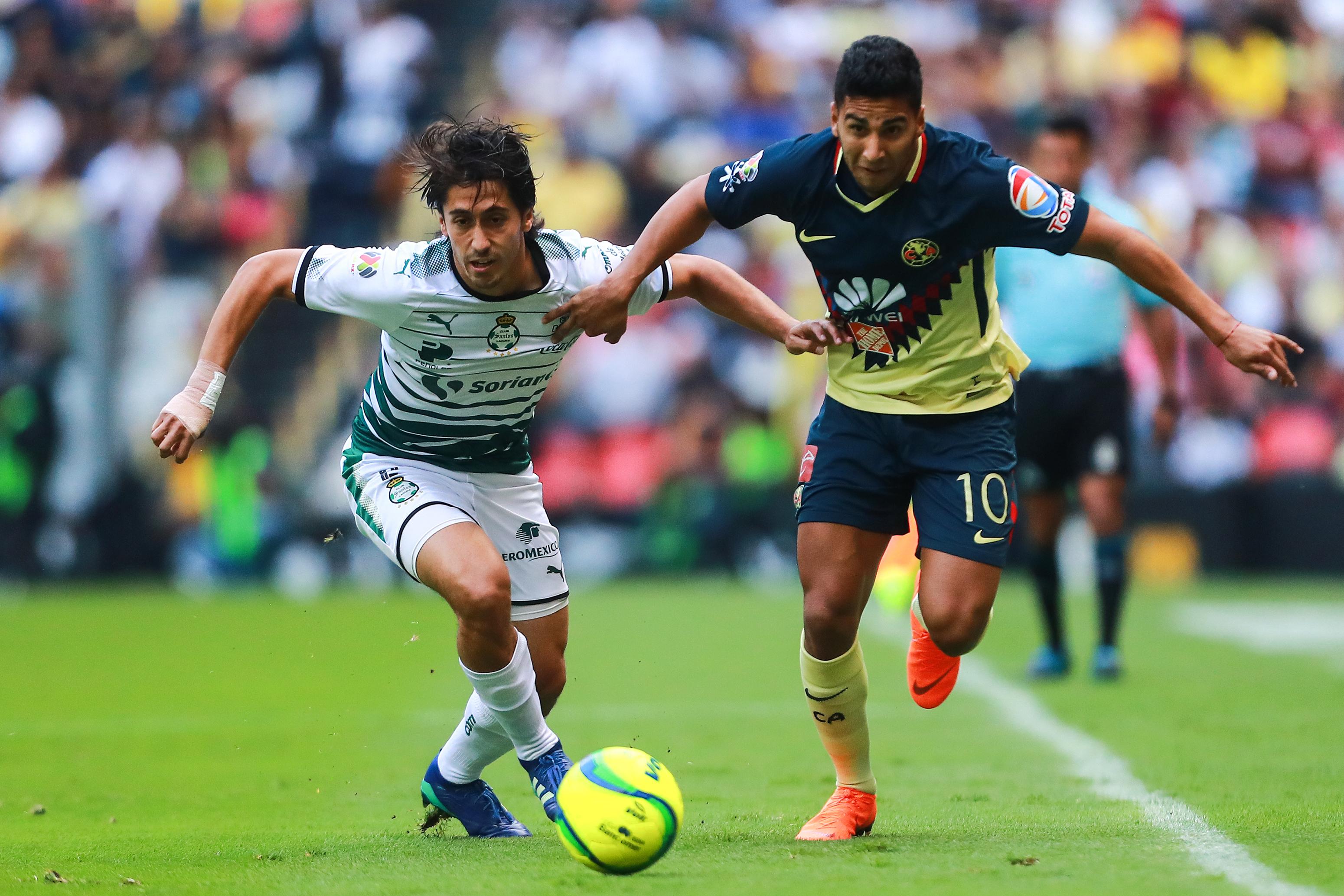América Refuerzos Santos Apertura 2018 Liga MX