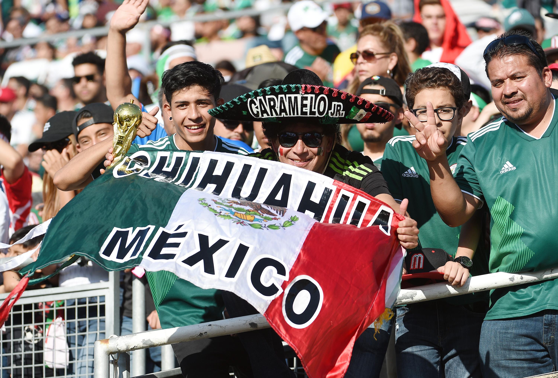 Aficionados Rusia 2018 SRE Guía Mexicanos
