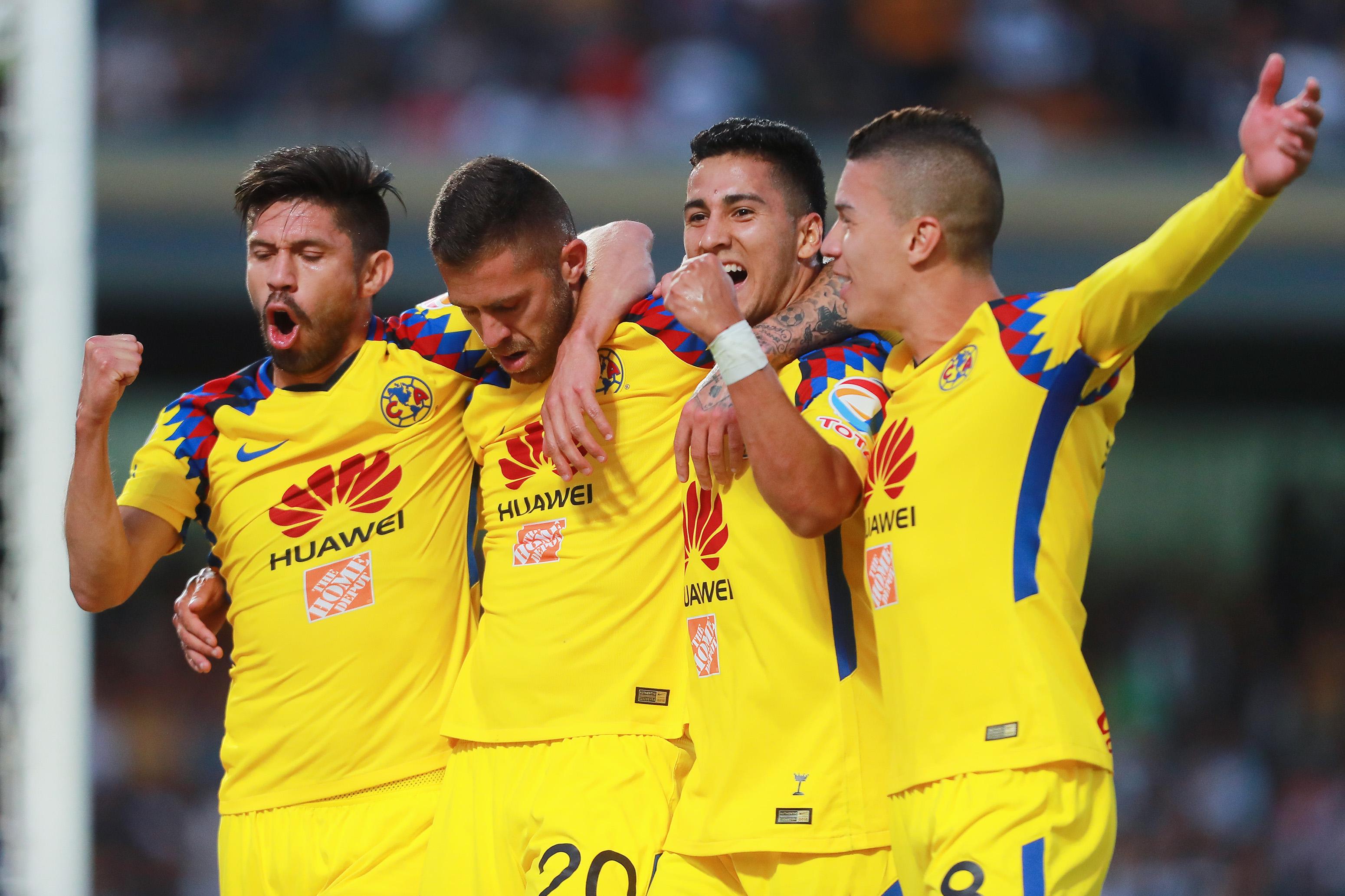 América Pumas Liguilla Clausura 2018 Cuartos Final Liga MX