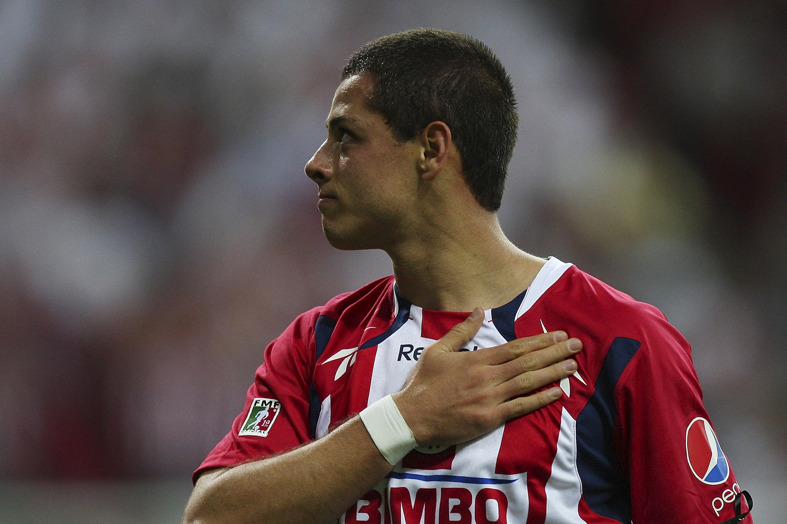 Chicharito Chivas Mundial de Clubes Javier Hernandez West Ham
