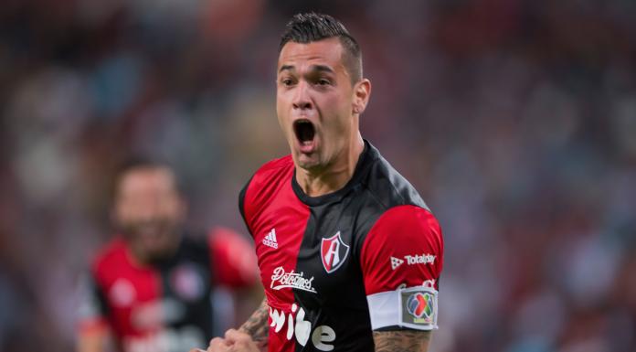Cruz Azul Refuerzos Milton Caraglio Apertura 2018