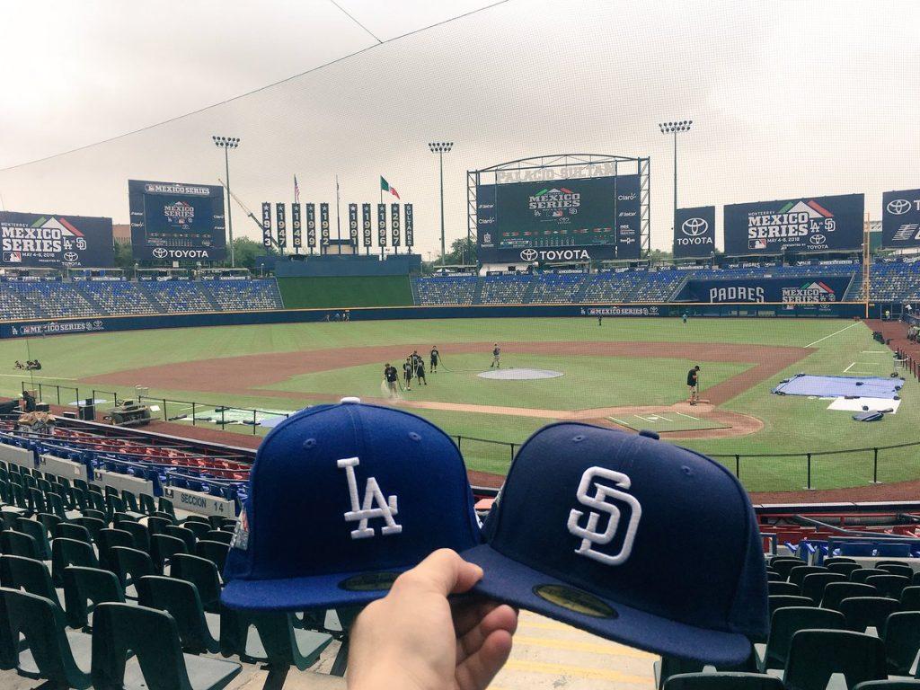 Mexico Series, New Era, San Diego, Edicion Limitada, Diseños, Dodgers, MLB, Monterrey, Lanza, Gorras