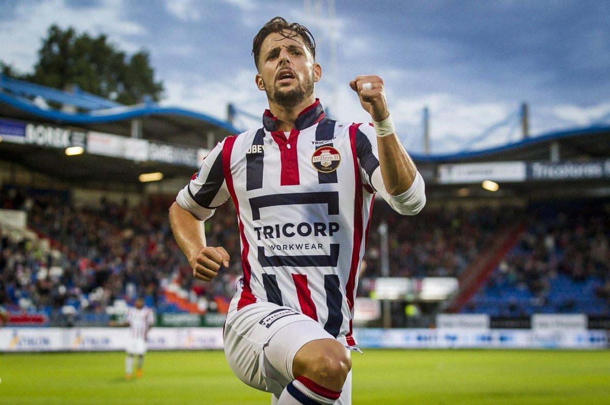 Francisco Sol Willem II Cruz Azul Refuerzos Apertura 2018