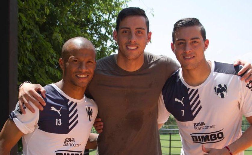Ramiro Funes Mori Apertura 2018 Rayados Monterrey Everton Premier League