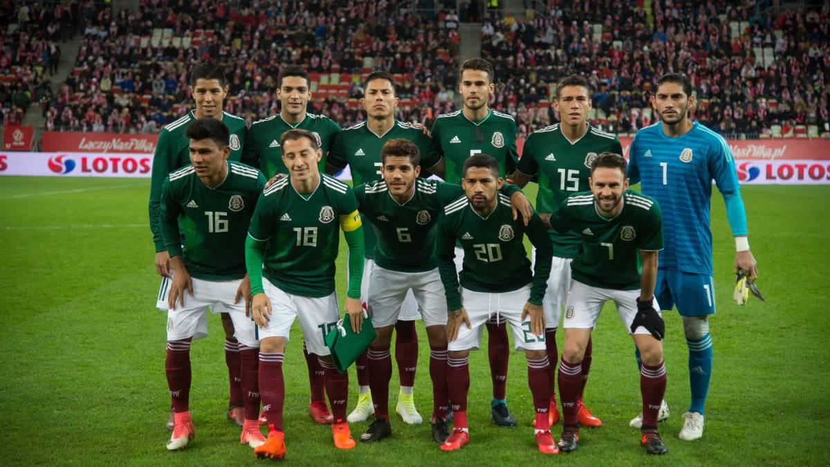 Mexico Gales Rusia 2018 Amistoso Rose Bowl California