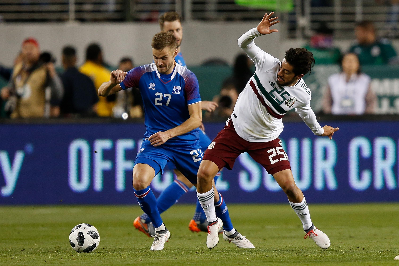 Rodolfo Pizarro Lista Selección Mexicana Rusia 2018 Juan Carlos Osorio