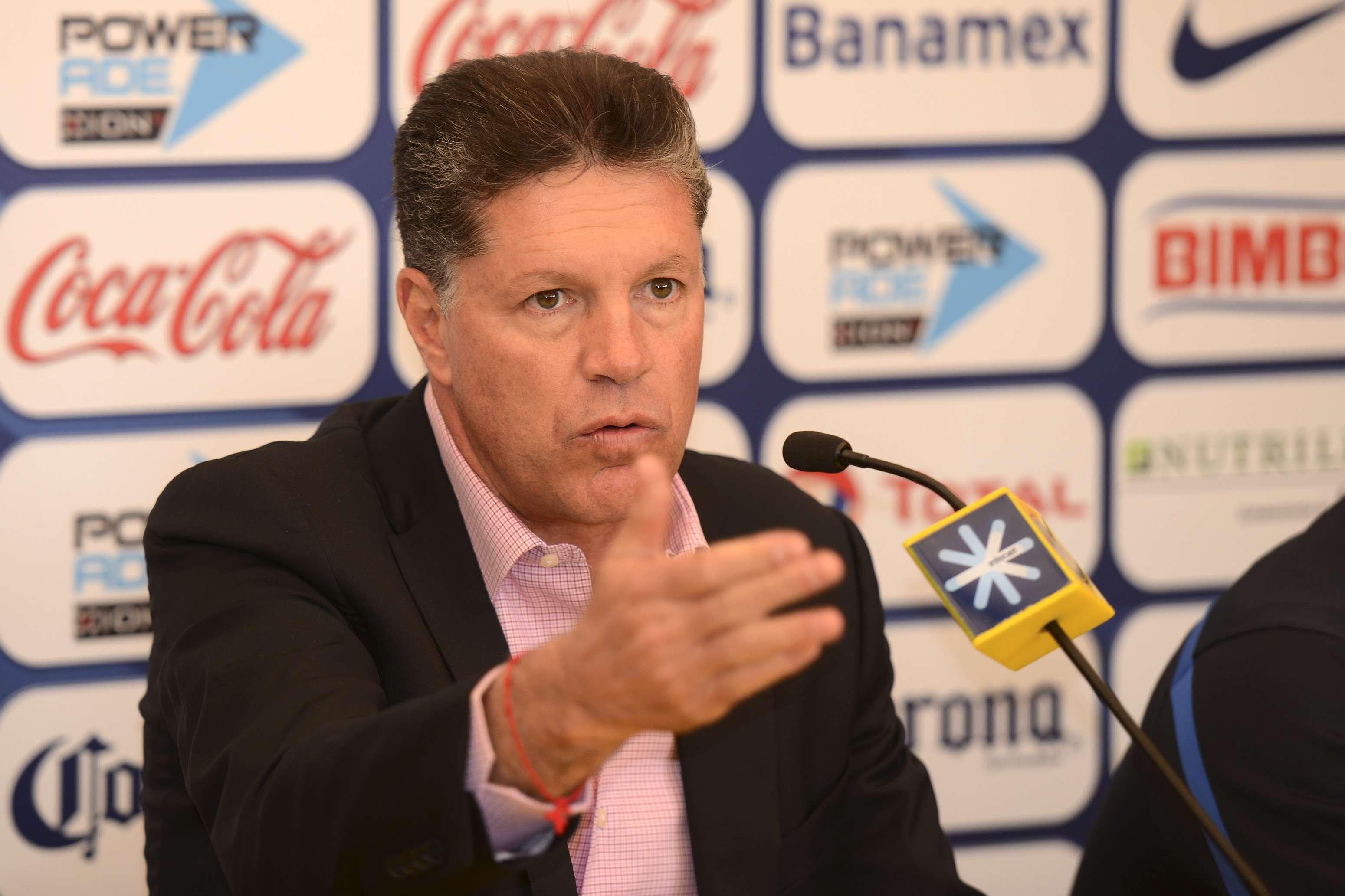 Ricardo Peláez Cruz Azul Nuevo Director Deportivo Apertura 2018