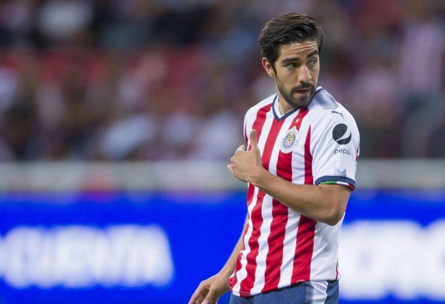Rodolfo Pizarro Salida Directiva Chivas Monterrey