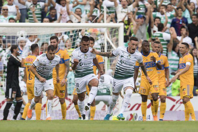 Santos Tigres Liguilla Clausura 2018 Cuartos Final Goles