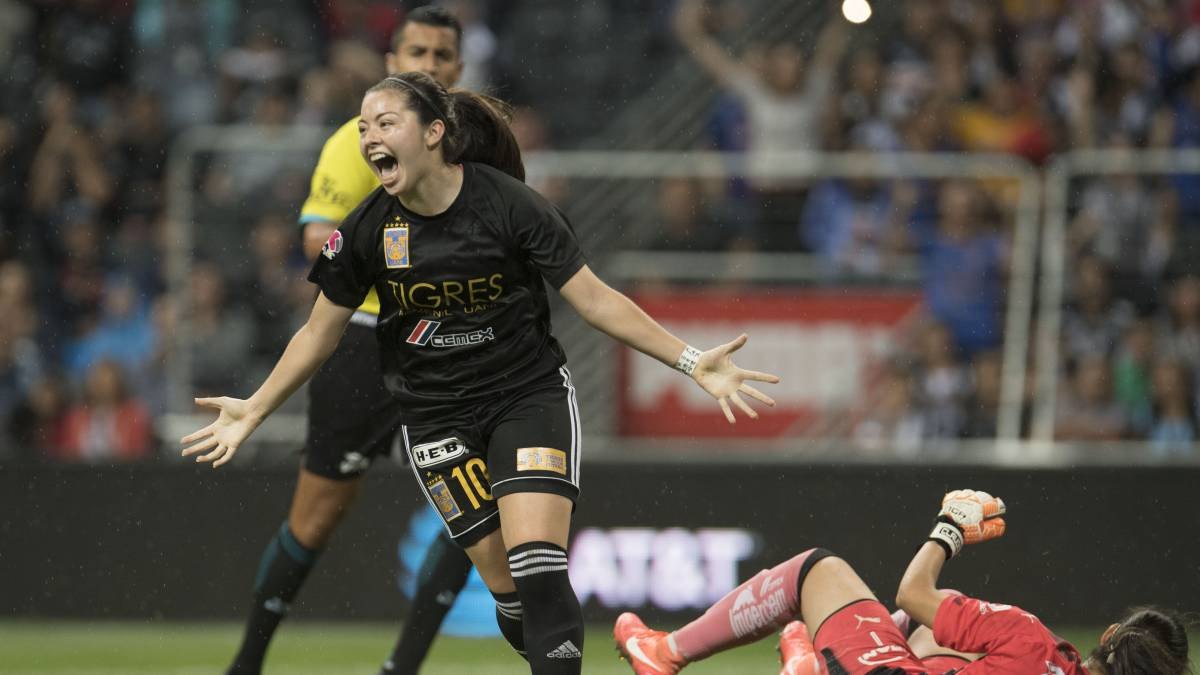 Tigres Femenil Clausura 2018 Liga MX Femenil Final