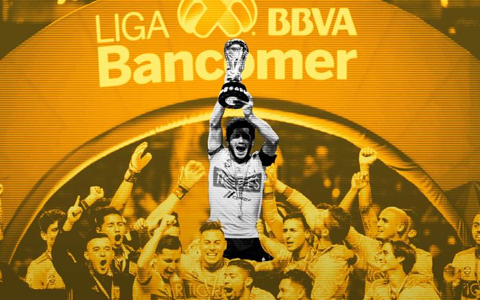 Tigres Equipo Grande México Liga MX Títulos Afición Historia