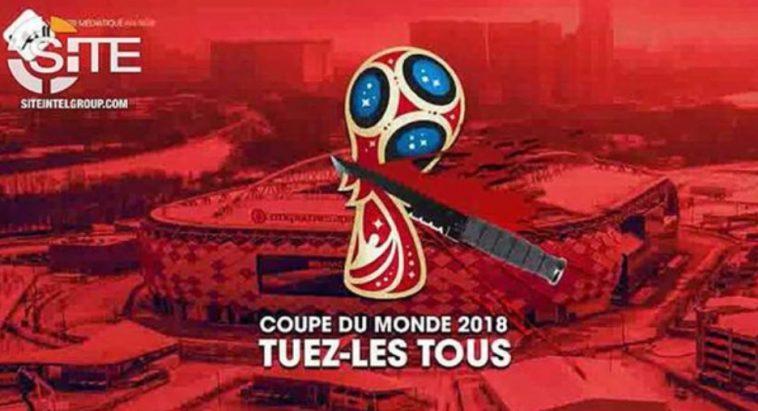 Amenaza Isis con bombardear estadios durante el Mundial de Rusia 2018 1