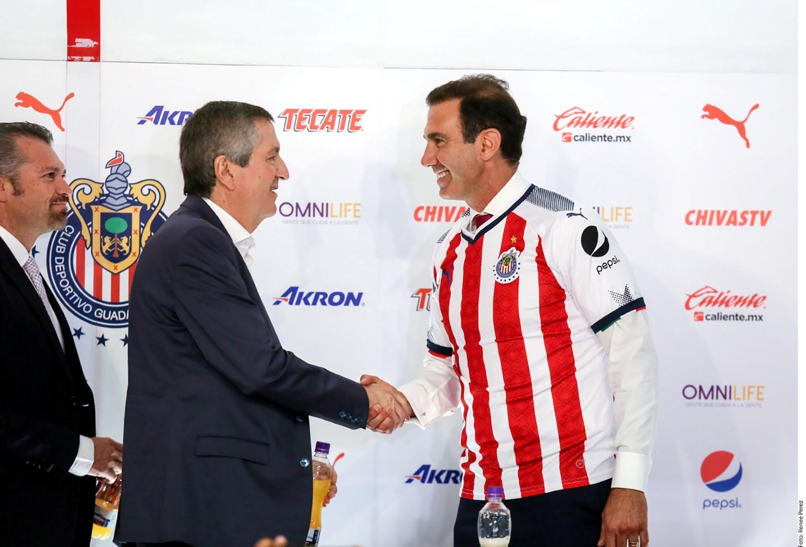 Chivas Refuerzos Apertura 2018 Draft Aquino Torres Nilo