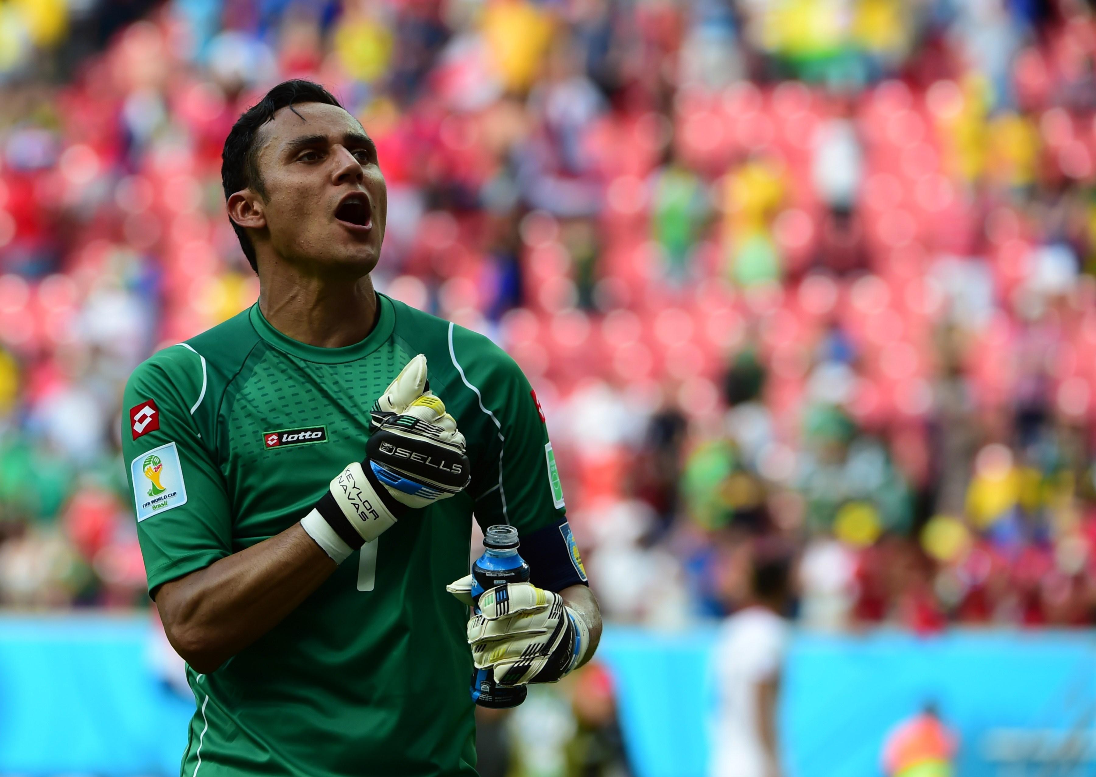 Costa Rica Serbia Mundial Rusia 2018 Los Pleyers