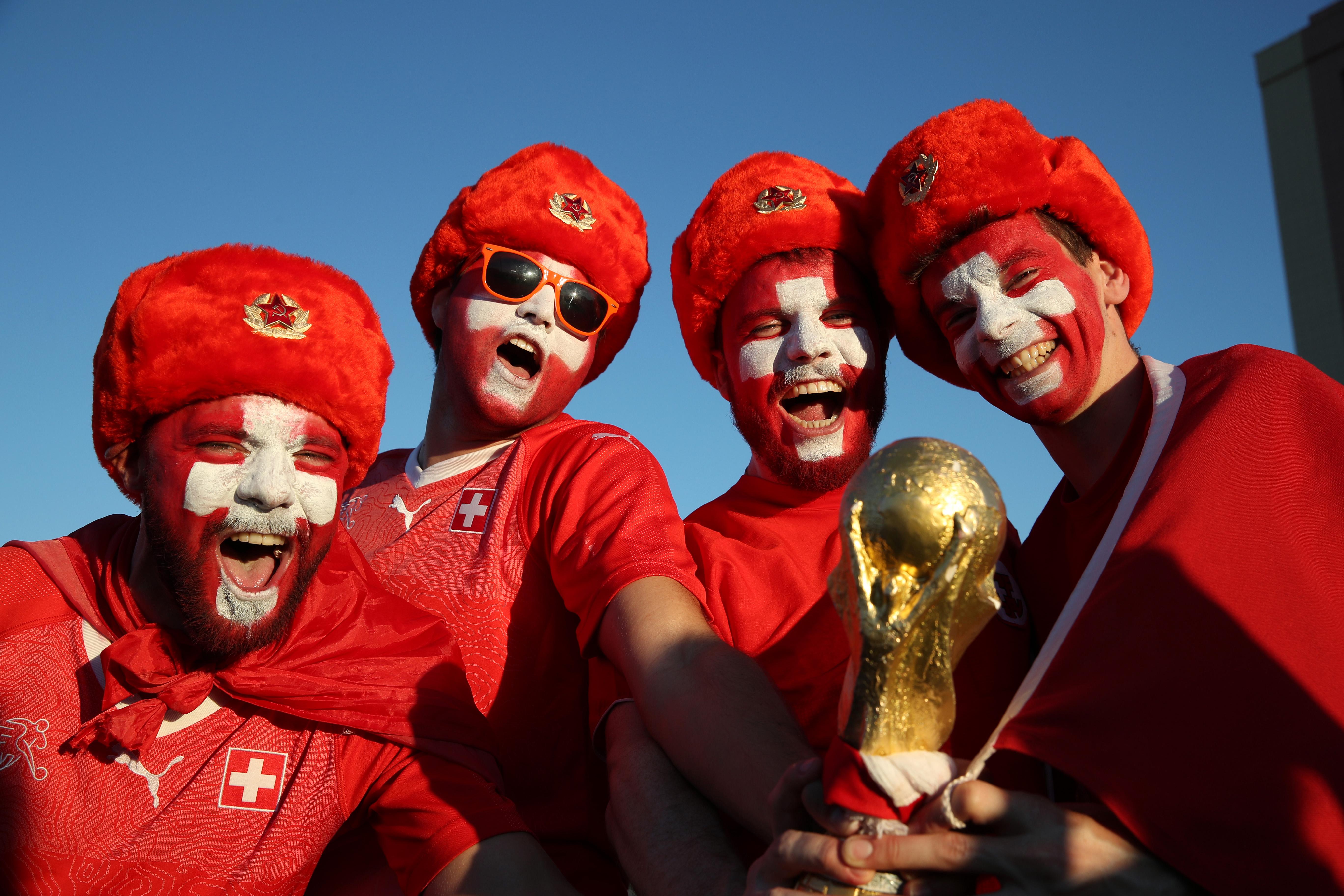 En Vivo, Partido, Suiza vs Costa Rica, Mundial