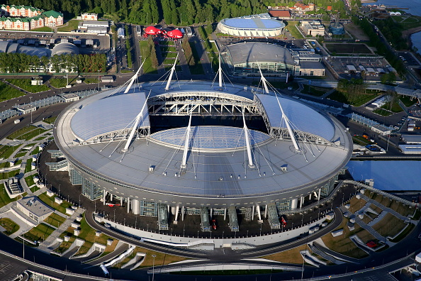 Estadio de San Petesburgo, Zenit Arena, San Petesburgo, Rusia 2018