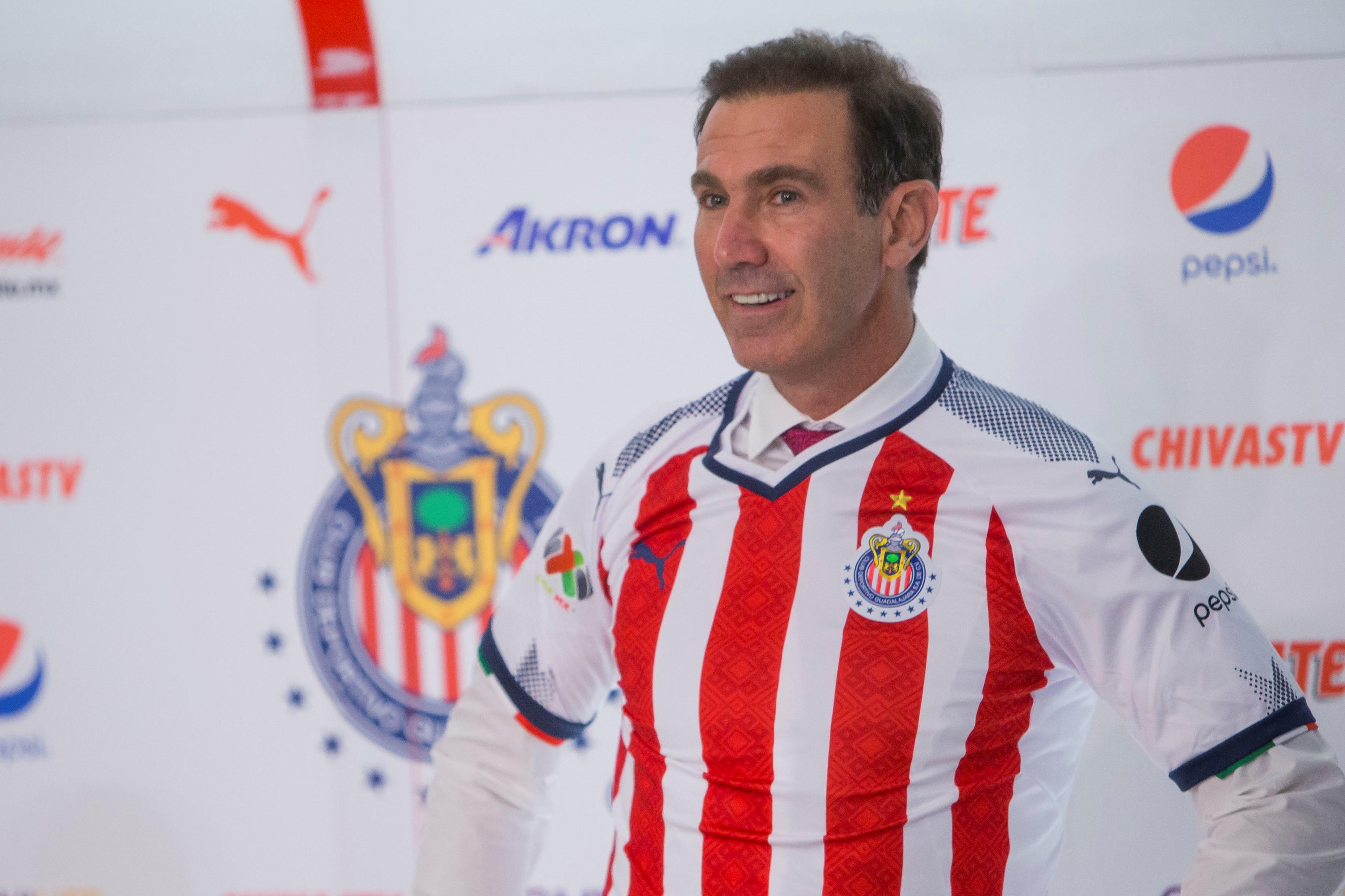 Paco De Anda Que Hizo Gestión Chivas