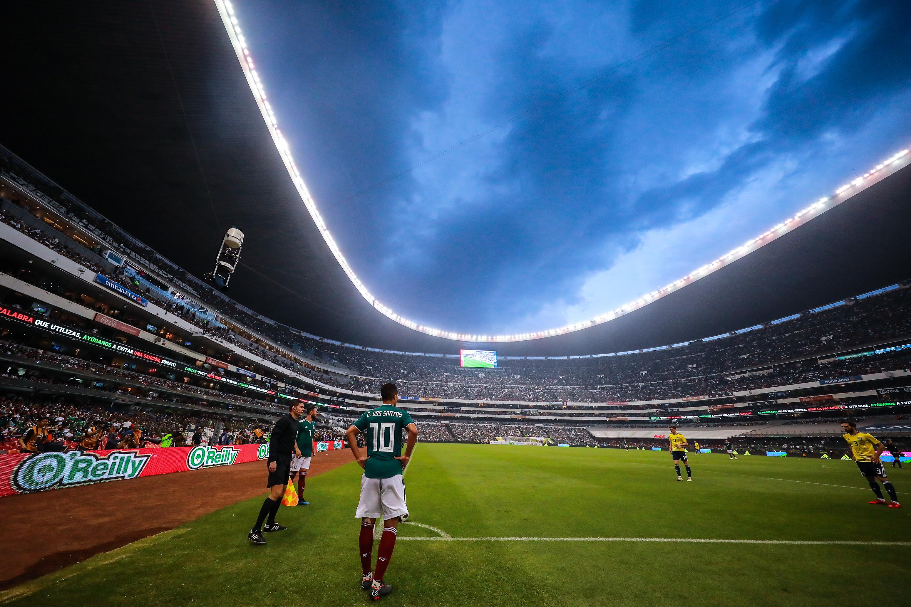 Inauguración del Mundial de 2026 será en el Estadio Azteca. Noticias en tiempo real