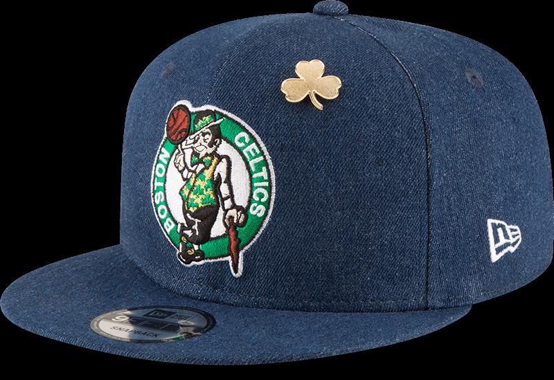 Gorra New Era Celtics Draft NBA