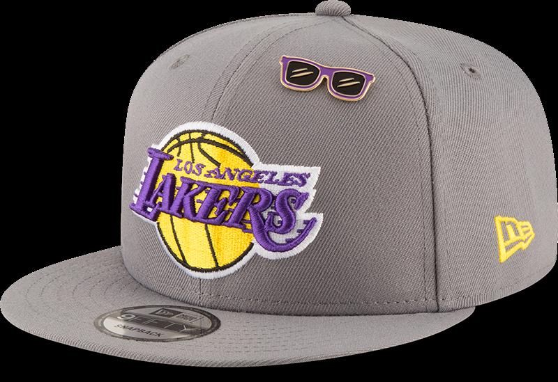 Gorra New Era Lakers Draft NBA