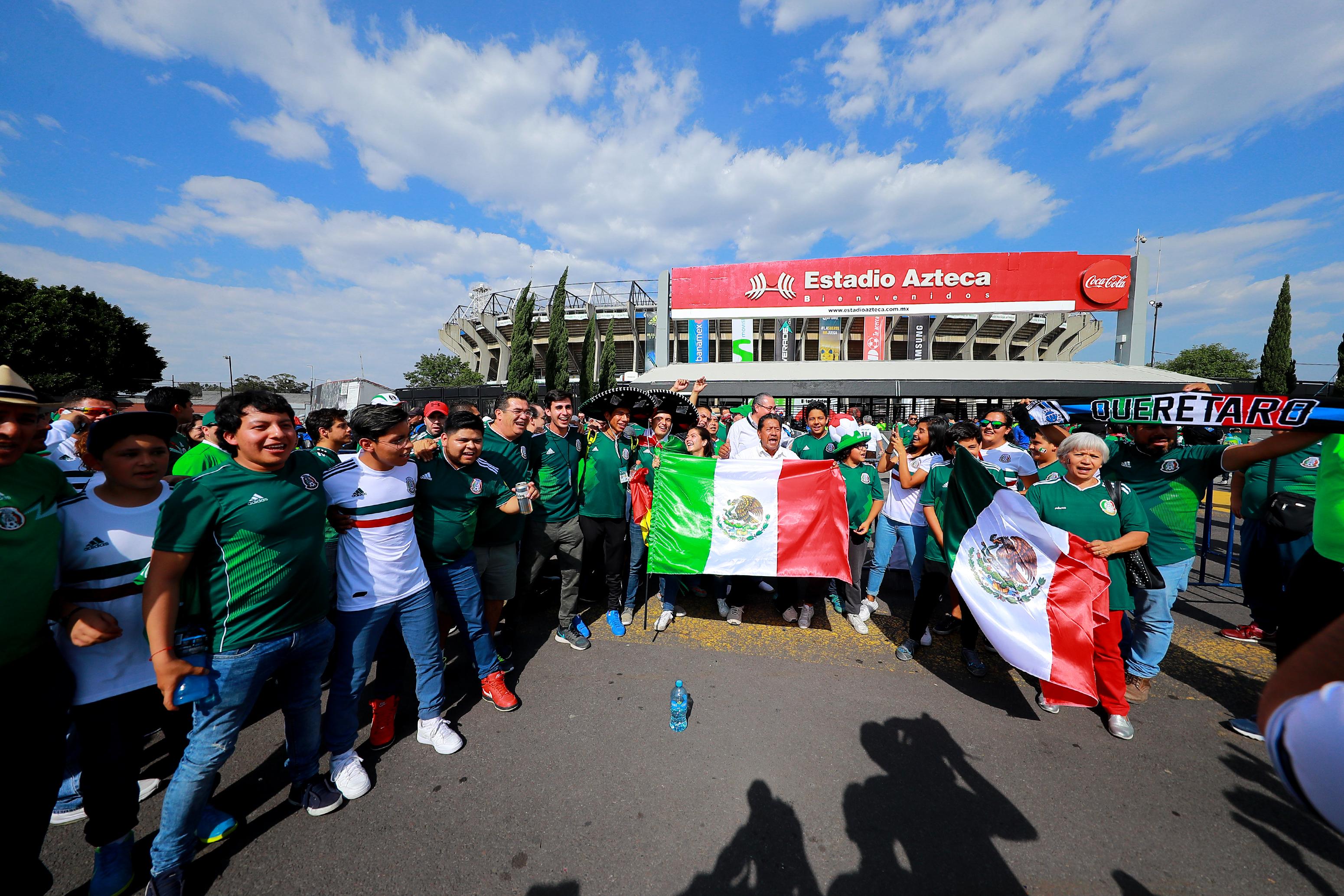 Mexico Mundial 2026 FIFA Canditatura Norteamérica Canadá Estados Unidos