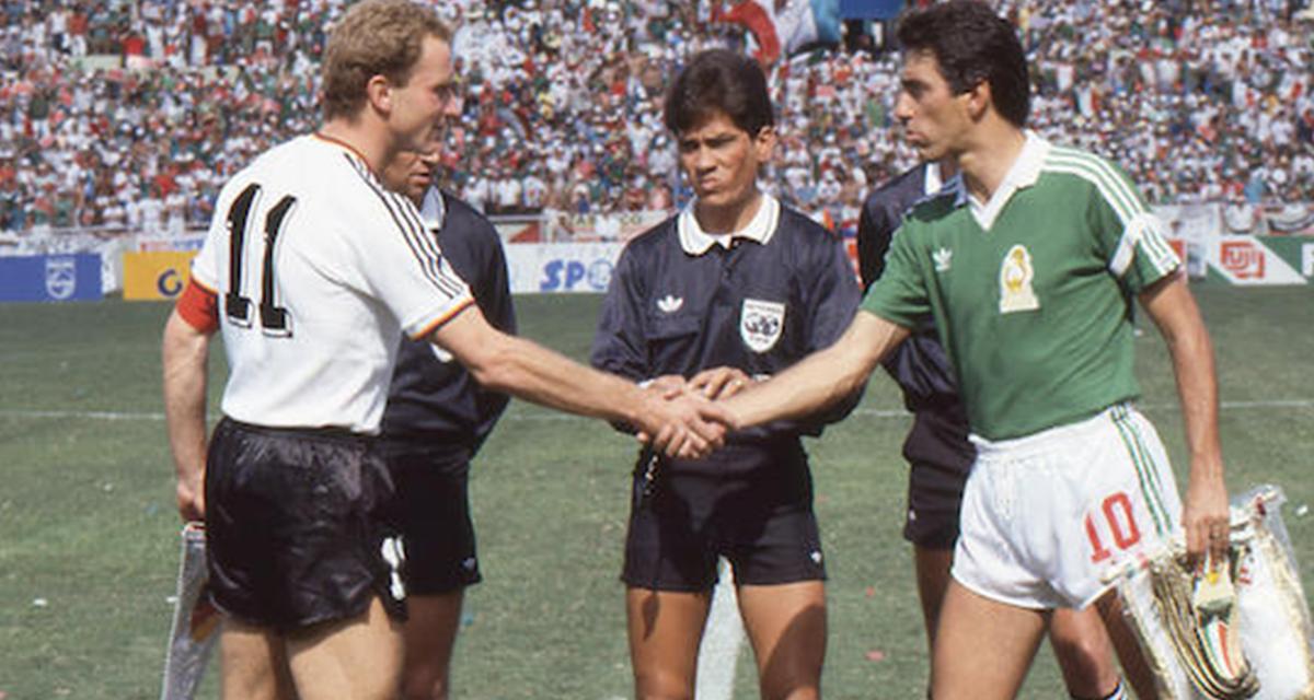 México vs. Alemania Anecdotario de sus enfrentamientos mundialistas