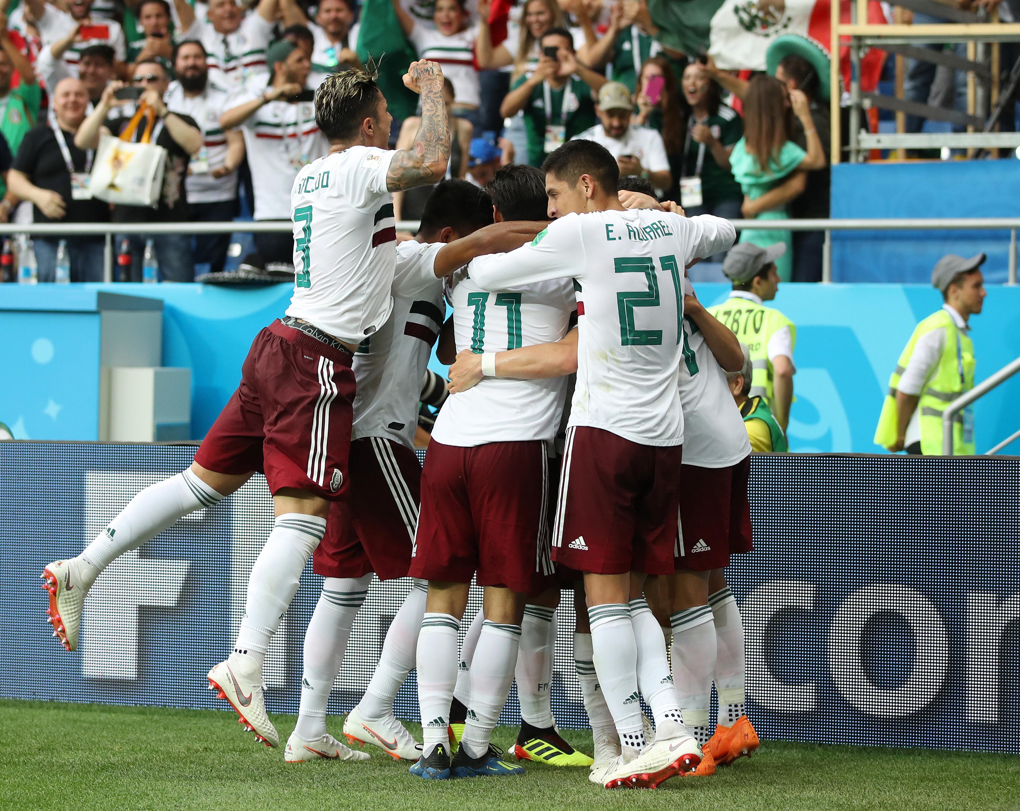 Selección Mexicana Jugadores Voto Mundial Rusia 2018