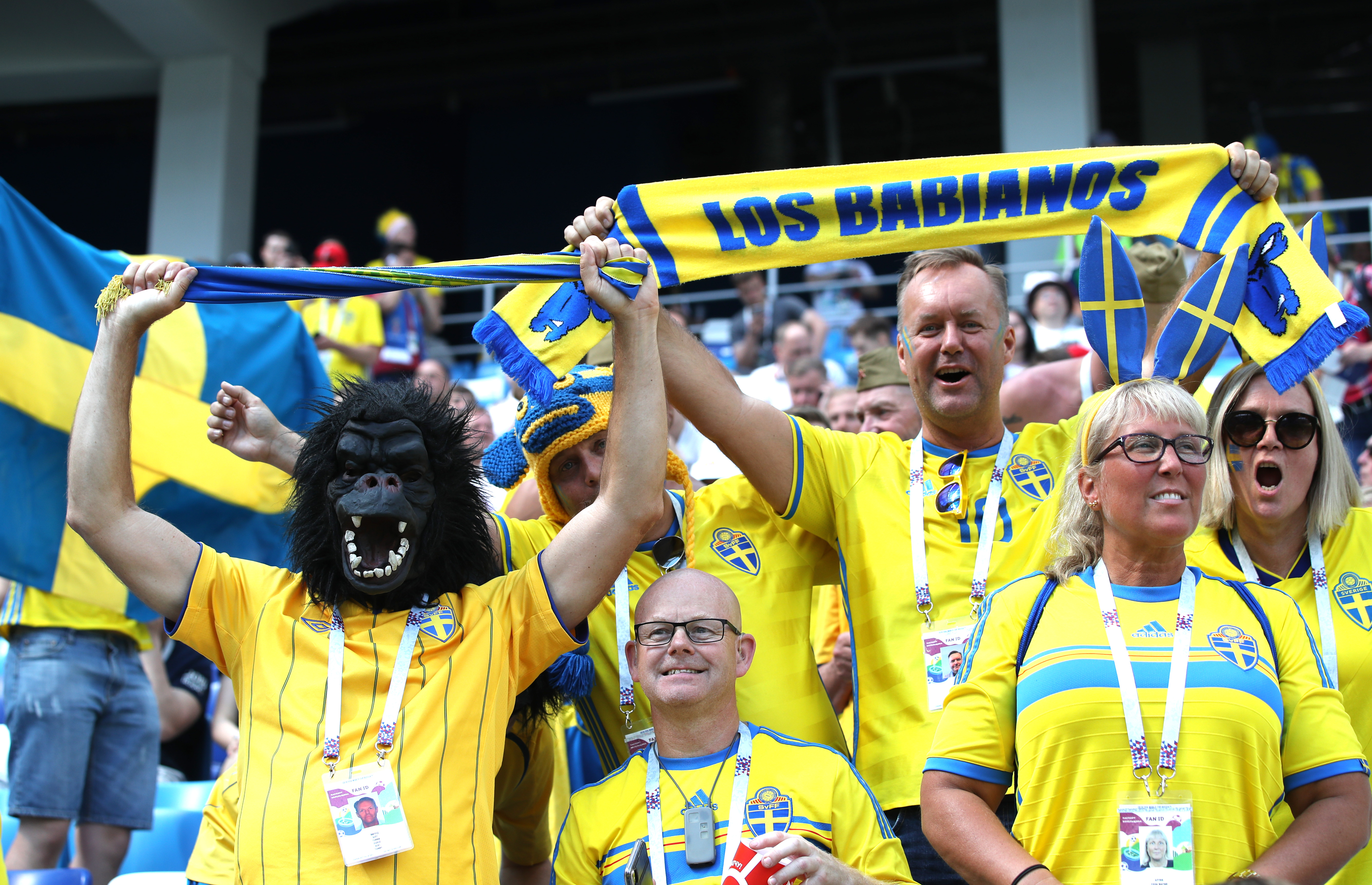Suecia Corea Del Sur Mundial Rusia 2018