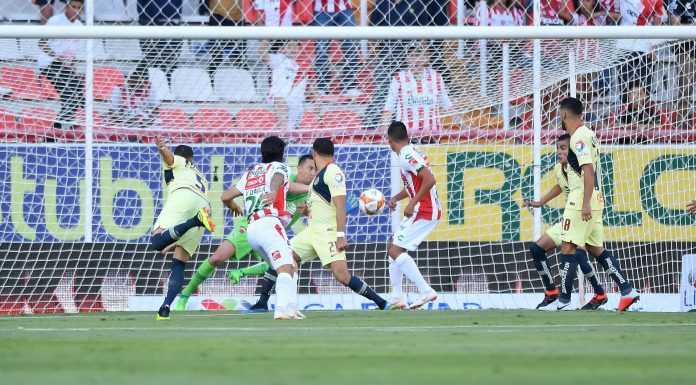 América, Necaxa, Jornada 1, Apertura 2018