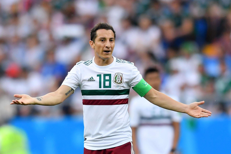 Andrés Guardado Mundial Rusia 2018 Infiltrado Pleyers