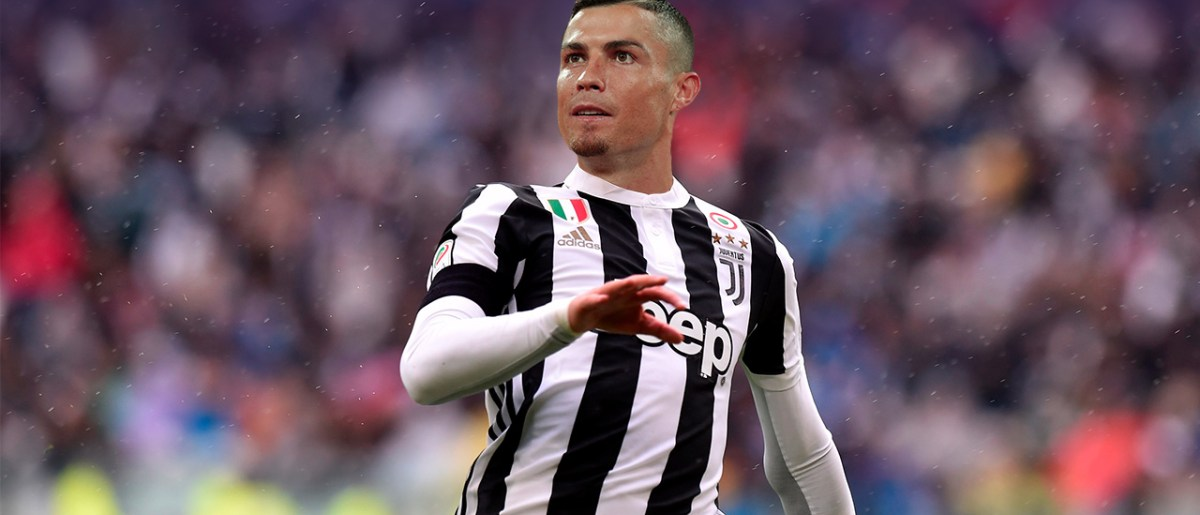 Cristiano Ronaldo Juventus Champions Cup 2018 Real Madrid