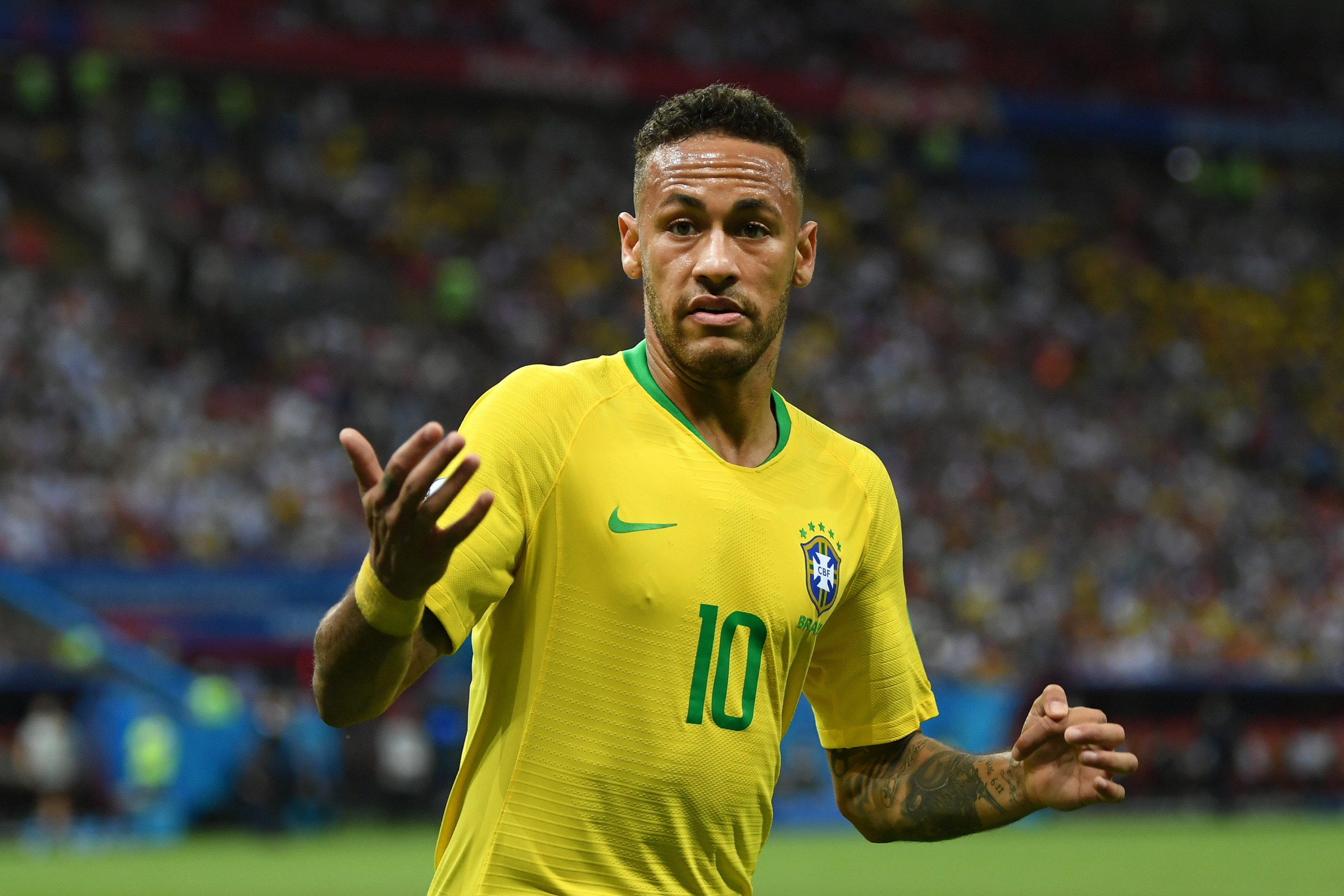 Real Madrid No Busca Neymar Remplazo