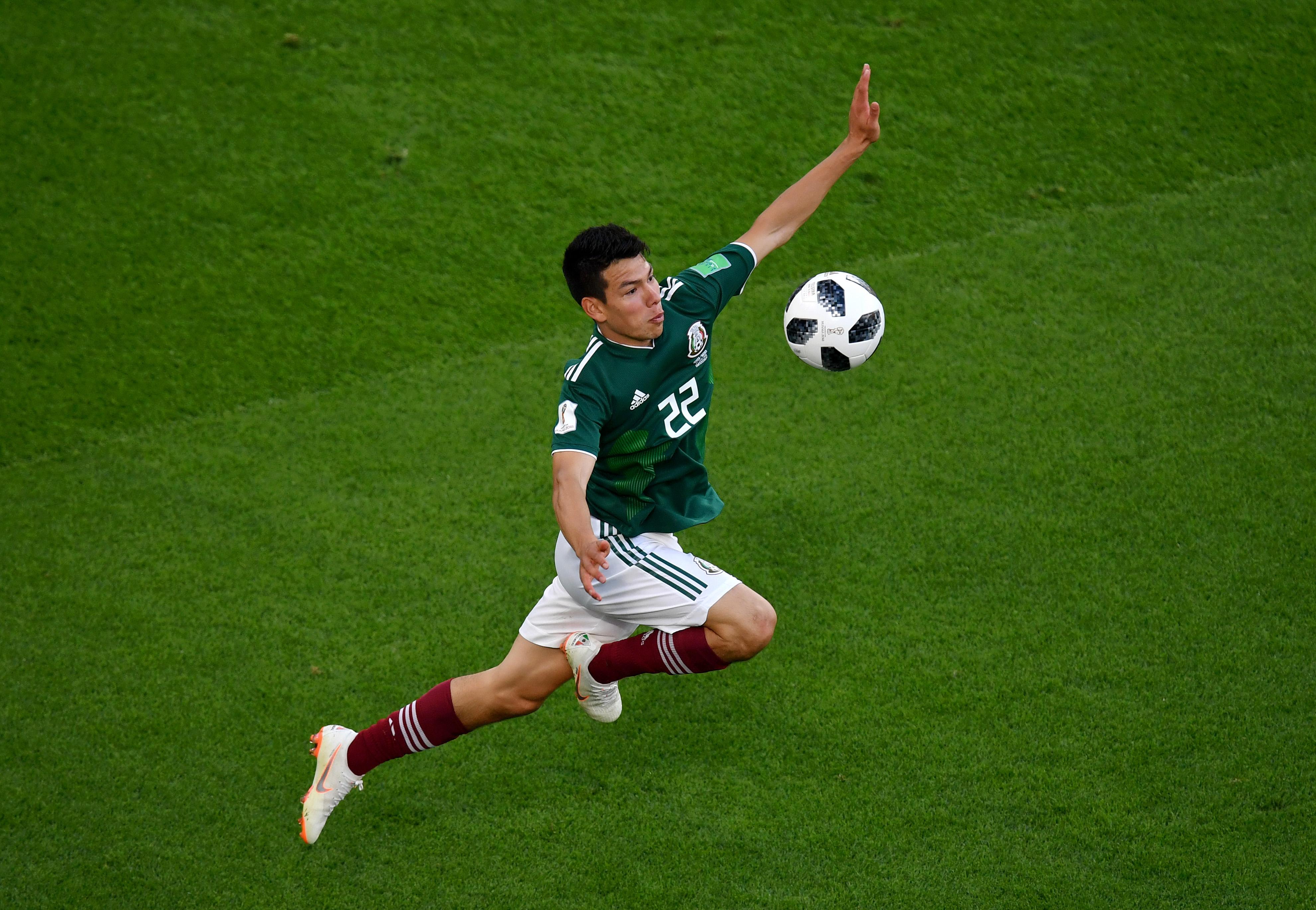 Hirving Lozano, Manchester United, Mundial, Fichaje