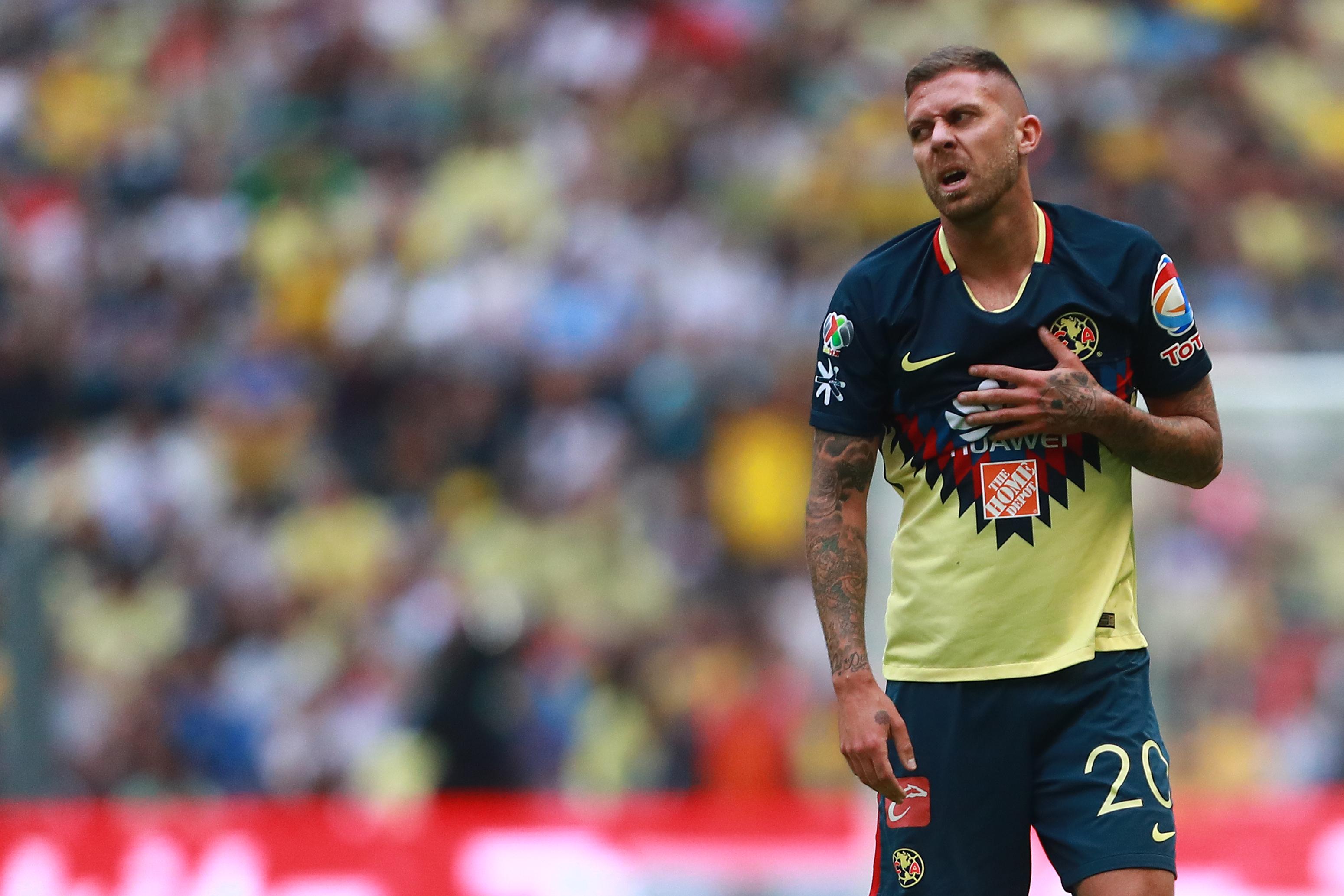 Ménez América Lesión Torneo Apertura Los Pleyers