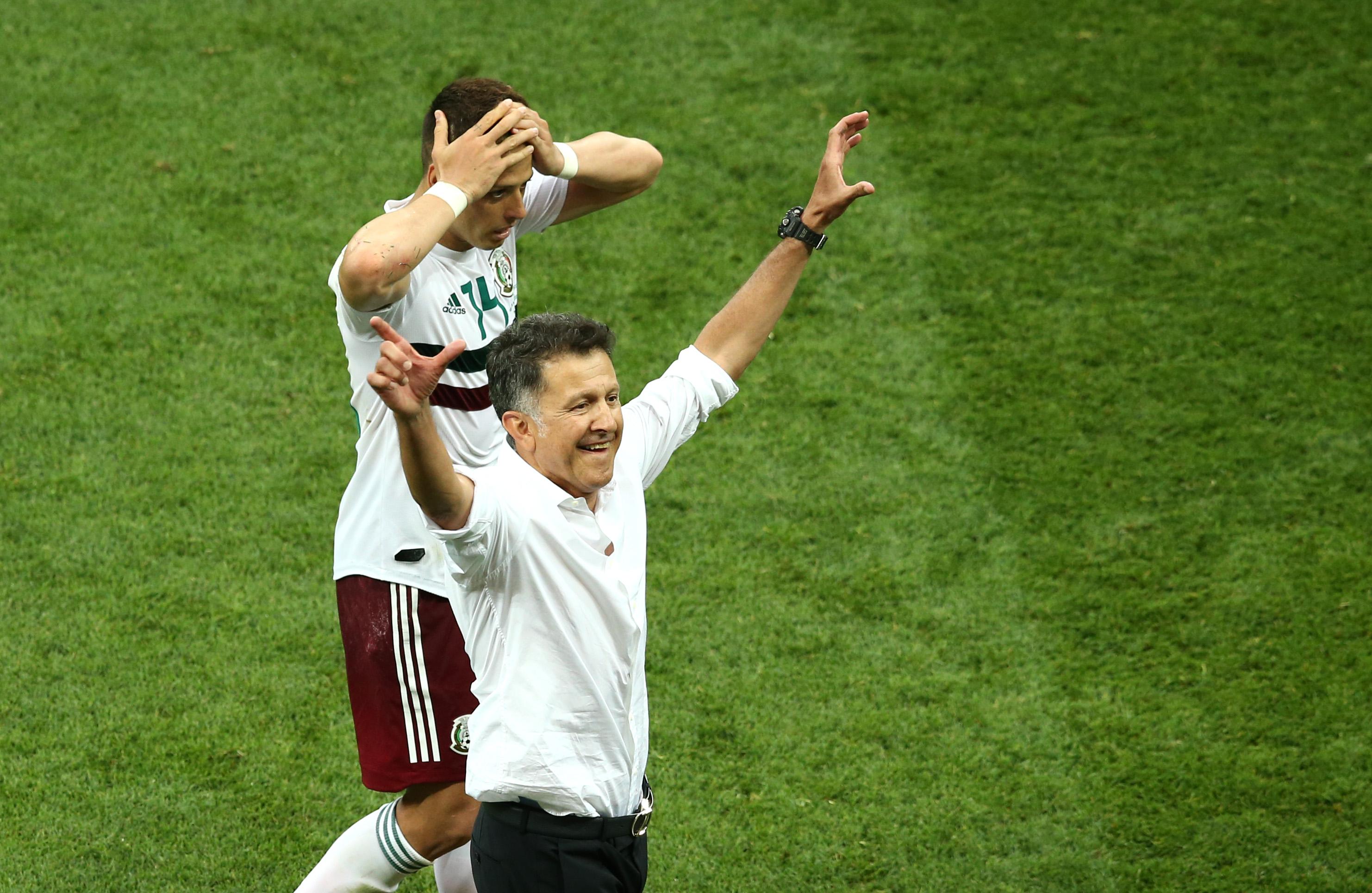 Juan Carlos Osorio Propuesta Selección Mexicana Técnico Proyecto