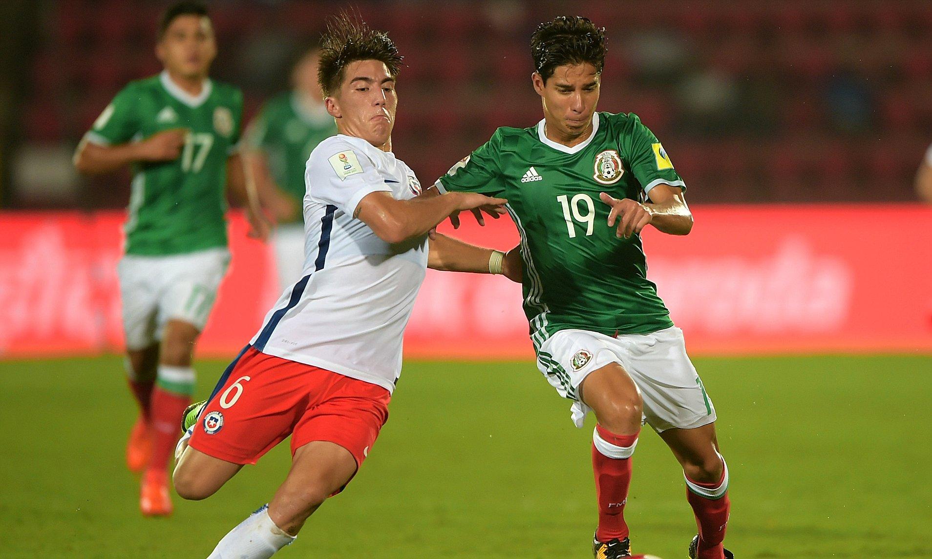 Diego Lainez encabeza convocatoria de México para los Juegos Centroamericanos. Noticias en tiempo real