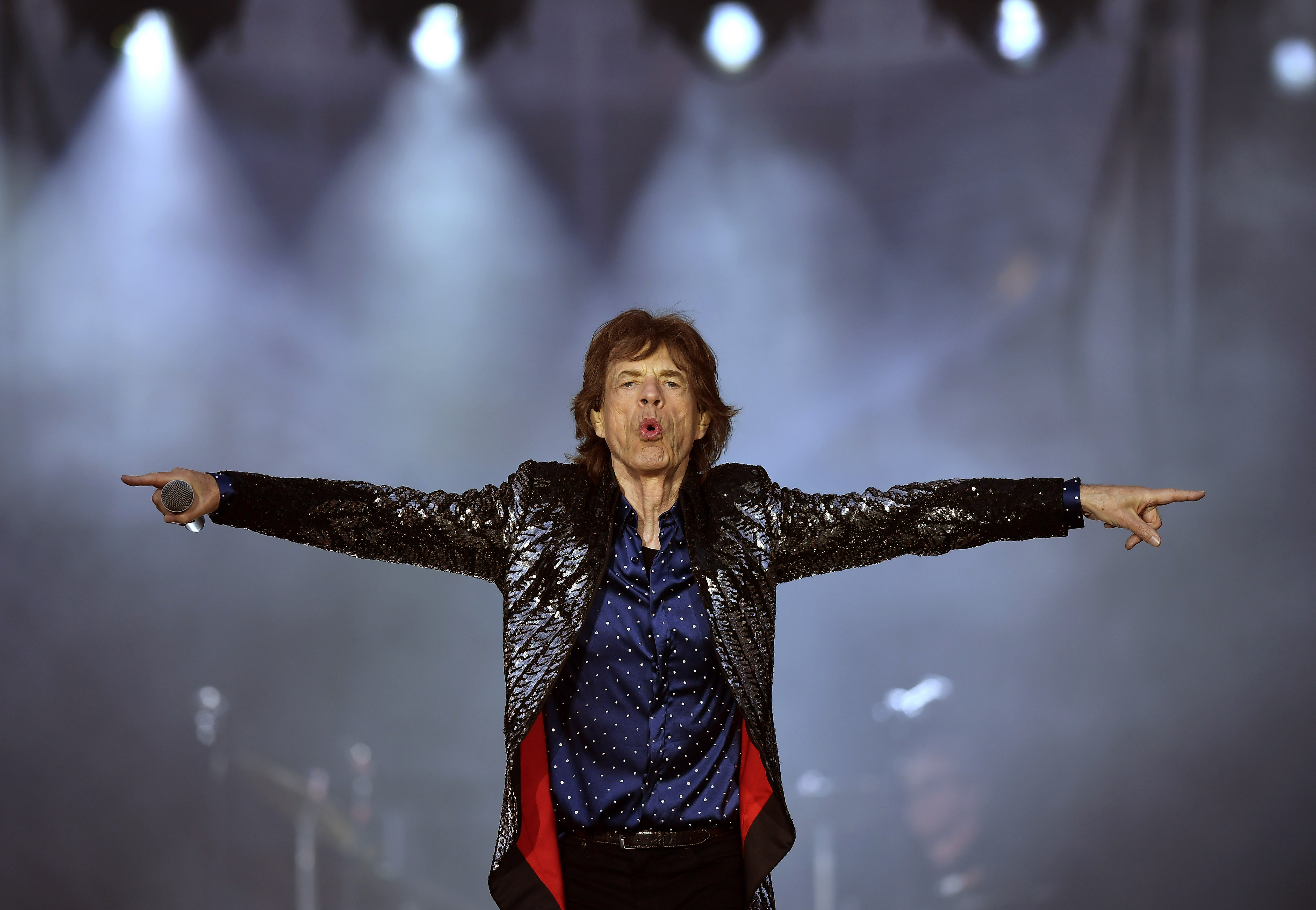 Mick Jagger, Maldición, Inglaterra, Rolling Stones