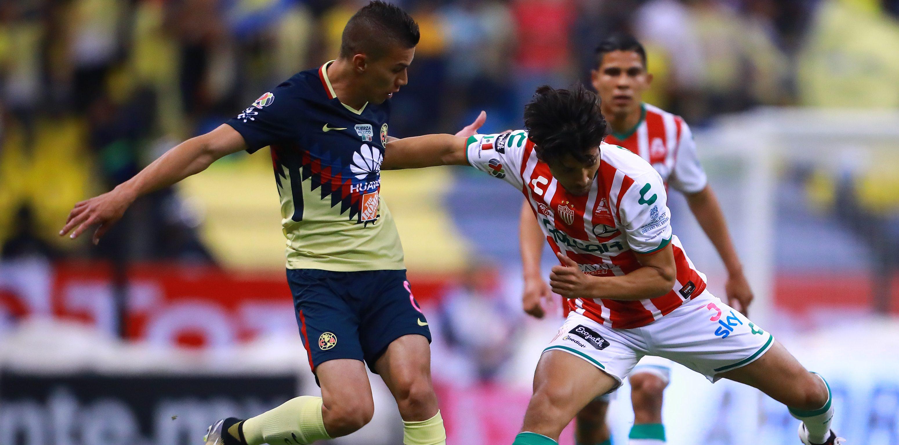 Necaxa América Apertura 2018 Jornada 1 Horario
