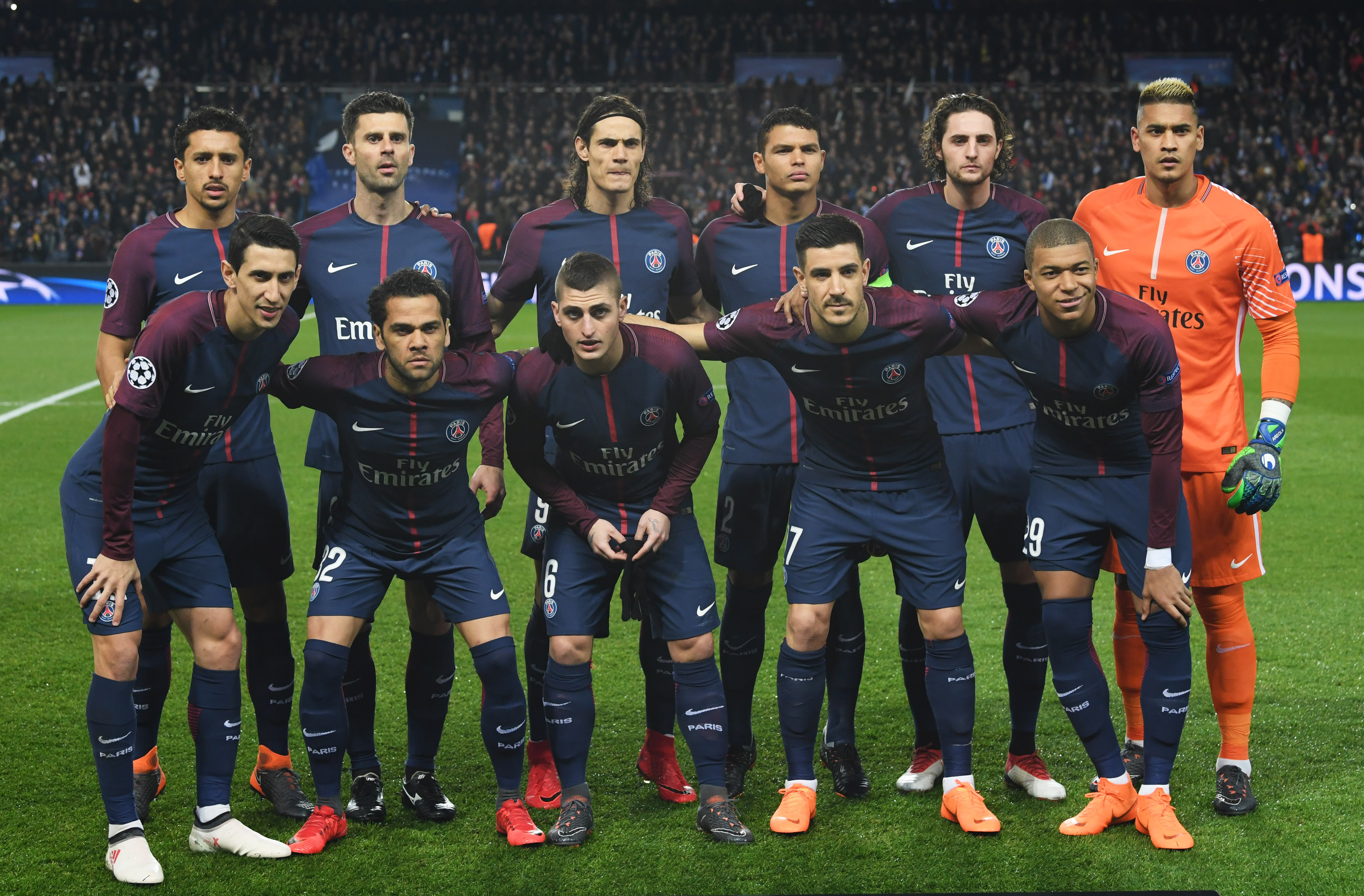 PSG Barcelona Suárez Coutinho Messi Los Pleyers
