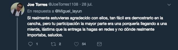 Respuesta Layún