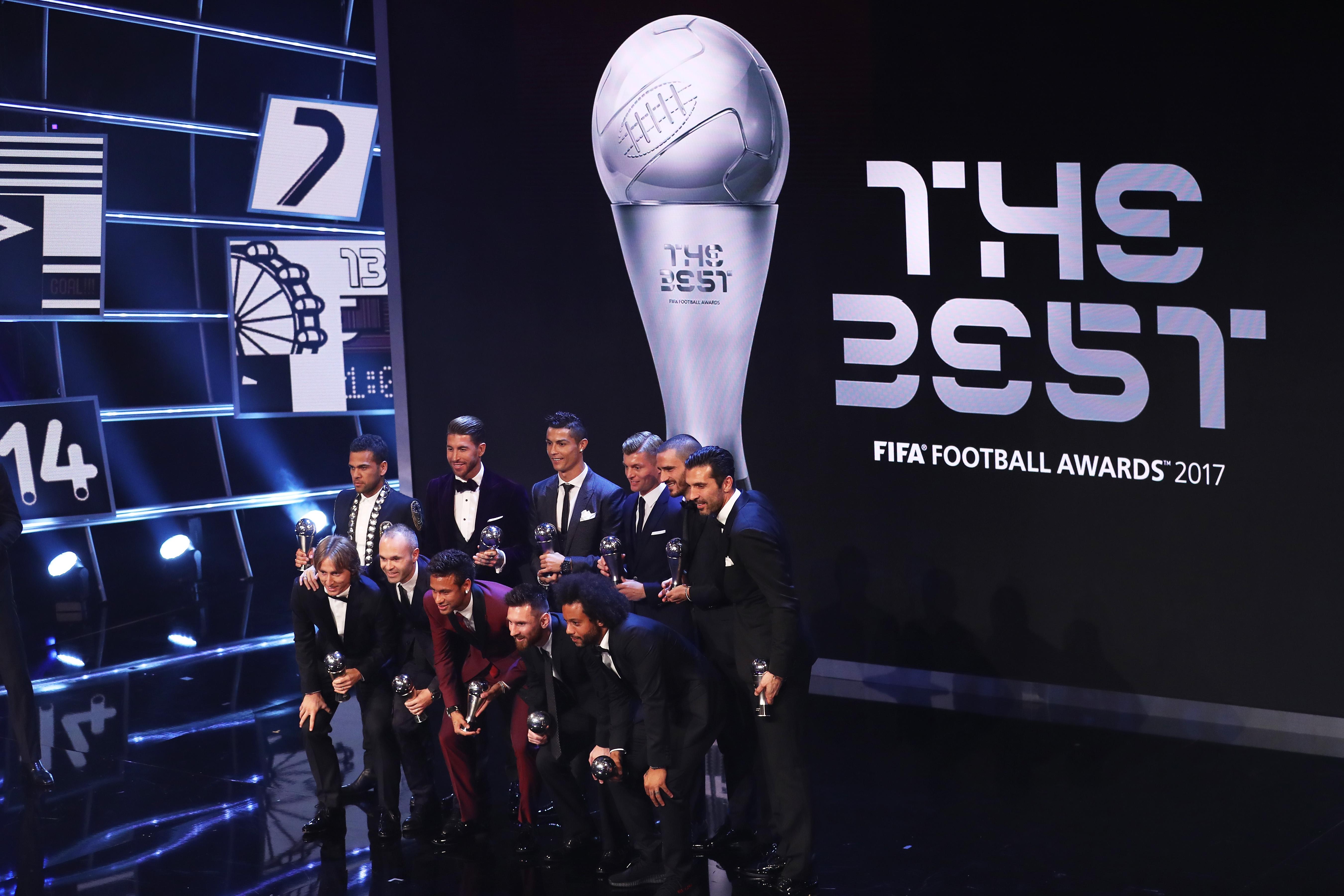 The Best Nominados 2018 Neymar Los Pleyers