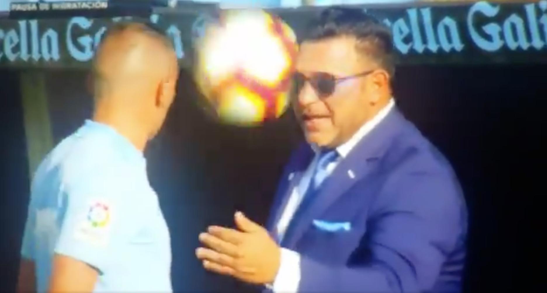 Turco Mohamed Balonazo Celta Vigo Debut